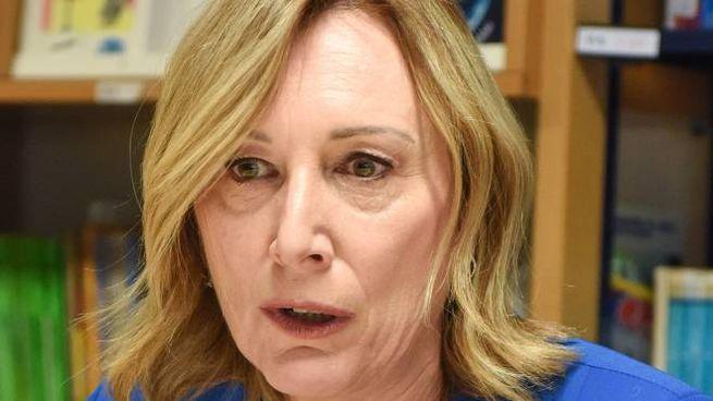Antonella Marcatili, direttrice della scuola media Annibal Caro