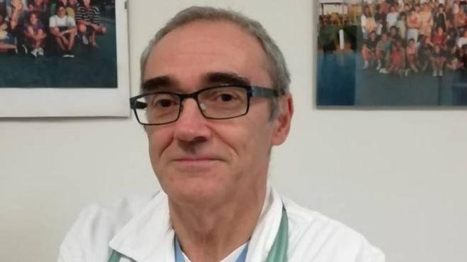 Il dottor Ugo Pagliani, diabetologo dell'Ausl