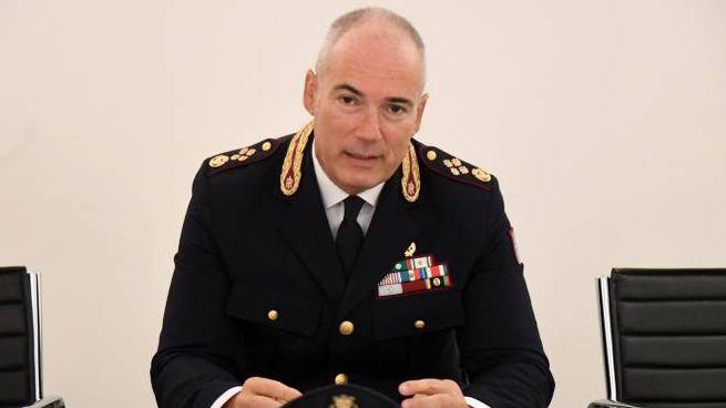 Geo Ceccaroli, dirigente della Polizia postale (FotoSchicchi)