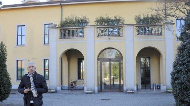 La residenza Pontirolo di via Volta dà ospitalità a sessanta anziani