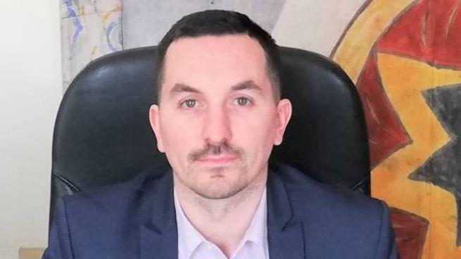 Matteo Gozzoli, sindaco di Cesenatico