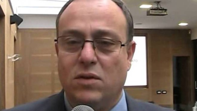 Antonio Albrizio, segretario generale Uil Trasporti Lombardia