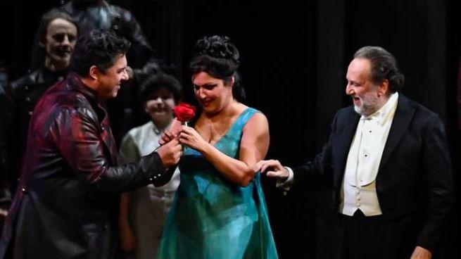 Prima della Scala, la 'Tosca' di Puccini