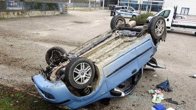 L'incidente si è verificato la notte scorsa (Scardovi)