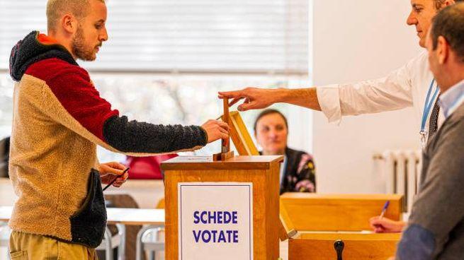 Elezioni a San Marino (foto Pruccoli)