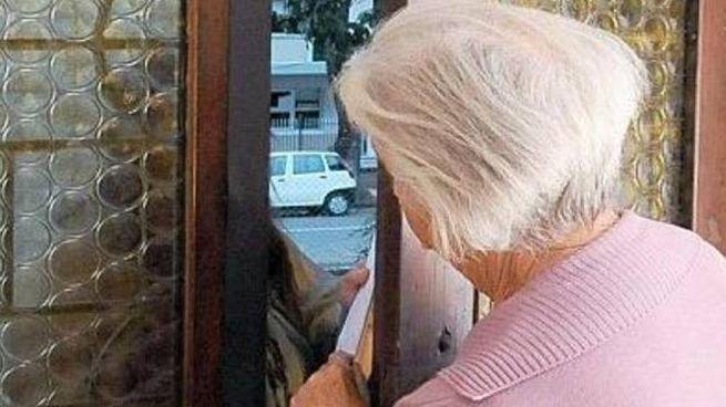 La donna novantenne è tornata a casa, dopo essere stata in una casa di riposo