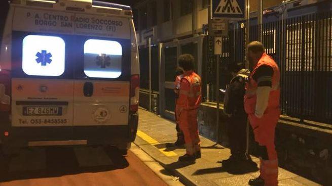 Ambulanze in Mugello