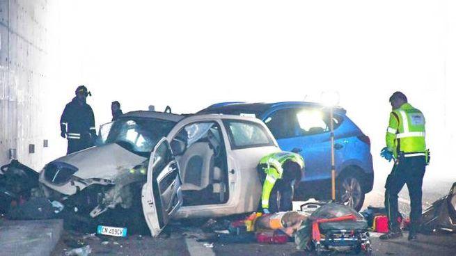 L'incidente mortale sulla Bronese (Torres)