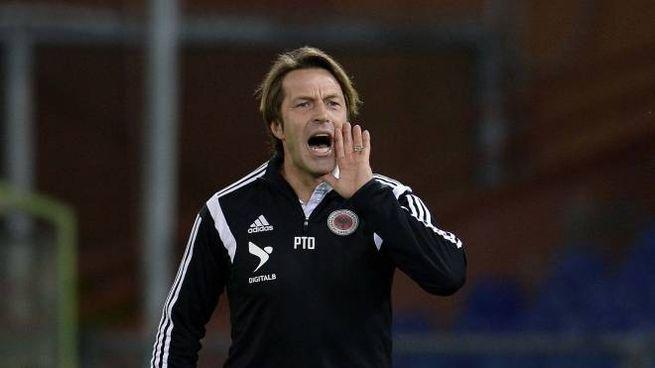 Paolo Tramezzani, nuovo allenatore del Livorno