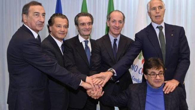 Costituitaa Milano, nella sede della Regione Lombardia, la 'Fondazione Milano Cortina'