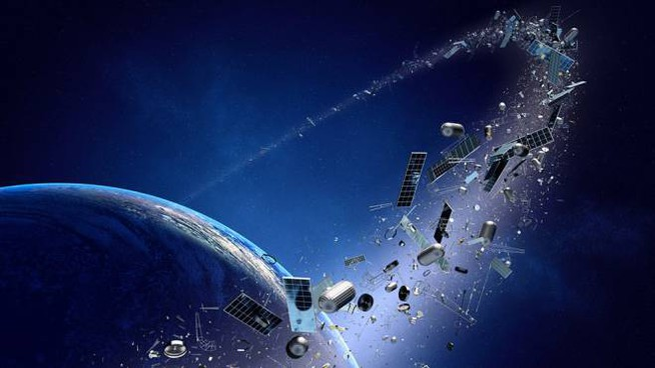 Ci sono oltre 500 mila rottami tecnologici nell'orbita terrestre