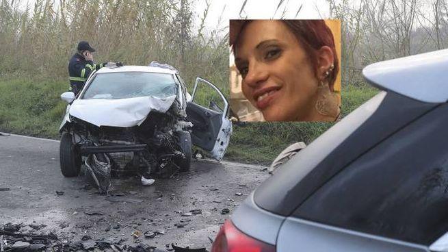 L'incidente sulla Ravegnana; Elisa Tumbarello