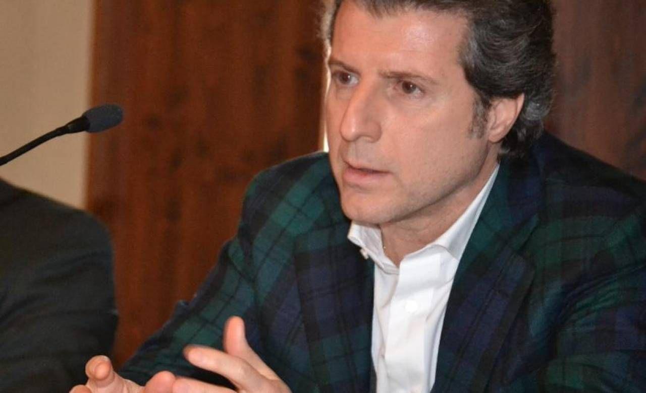 Andrea Scacchetti titolare di Sintesi Fashion Group, storica azienda in crisi