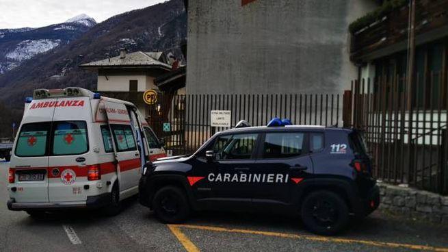 Sul posto carabinieri e 118 (Anp)