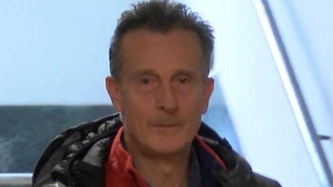 Antonio Logli, oggi recluso nel carcere di Massa dove sconta 20 anni per l'omicidio della