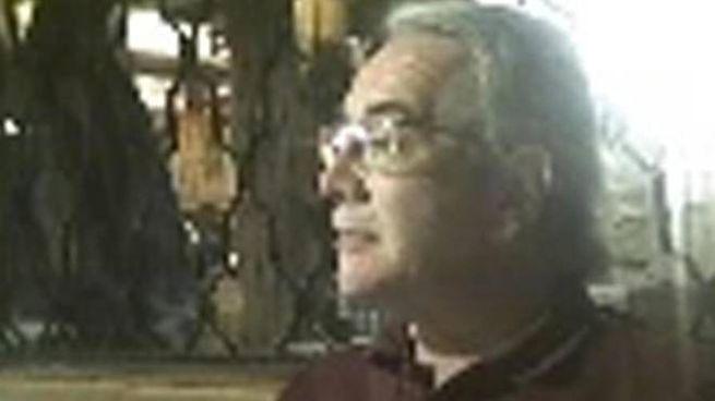 Il professor Emanuele Castrucci, il docente di Filosofia del Diritto dell'Università di Si