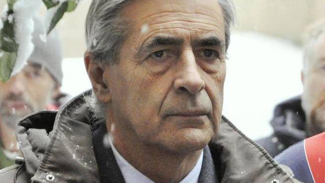 Antonio Fosson, presidente della Regione autonoma Valle d'Aosta (Ansa)