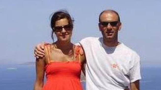Claudio Pedrotti e Barbara Zanella