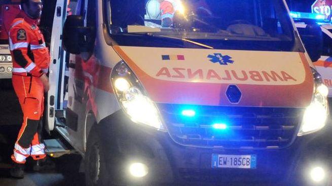 Ambulanza (archivio)