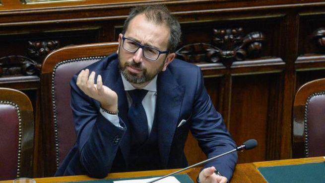 Alfondo Bonafede, ministro della Giustizia (Imagoeconomica)