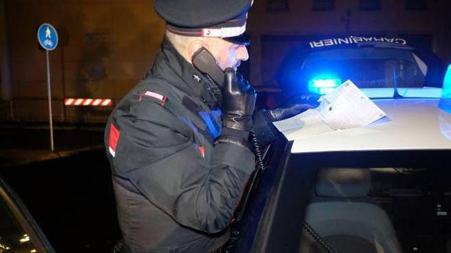 Sul posto è intervenuta una pattuglia dei carabinieri di Empoli