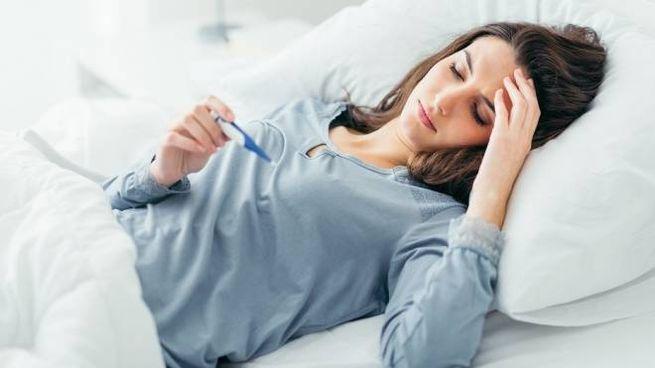 L'influenza 2019 attacca le vie respiratorie superiori e porta febbre