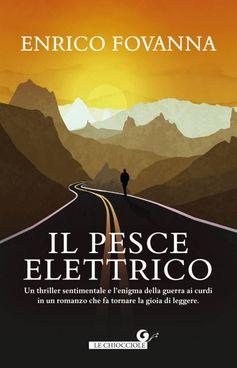 Il pesce elettrico di Enrico Fovanna, la copertina