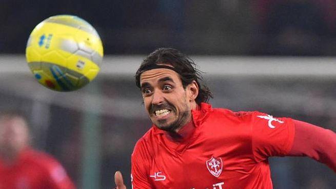 Pablo Granoche, 36 anni, attaccante della Triestina