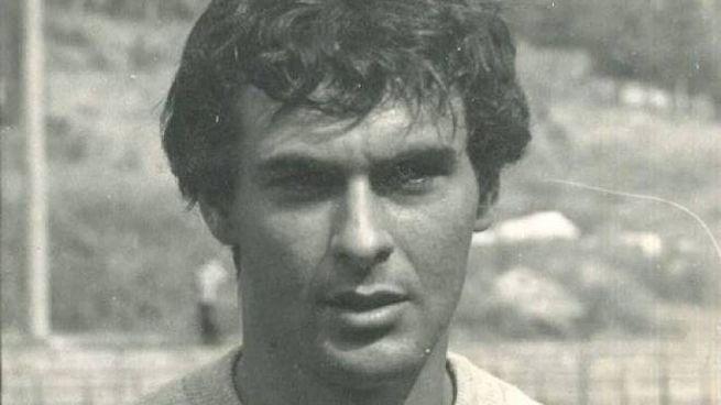 Maurizio Sarri nella foto diffusa dal Grassina