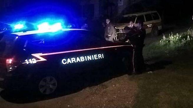 Indagini dei carabinieri ancora in corso