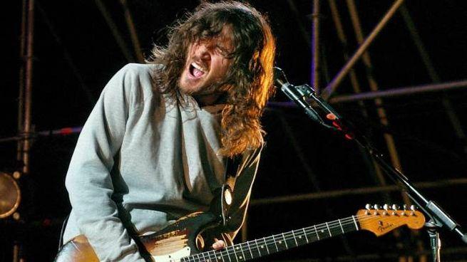 John Frusciante torna nei Red Hot Chili Peppers (Ansa)