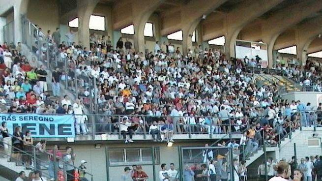Lo stadio Ferruccio di Seregno sarà off limits per chi viene da fuori provincia