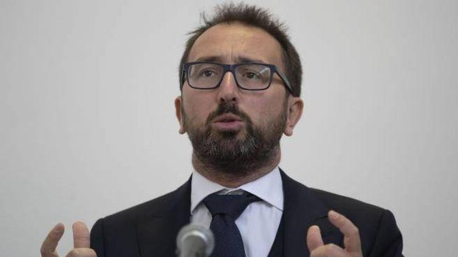 Il ministro della Giustizia Alfonso Bonafede, in una immagine del 13 novembre 2019. ANSA/MASSIMO PERCOSSI