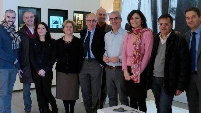 La presentazione a Palazzo Buonaccorsi (foto Calavita)