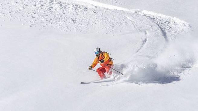 Una mappa interattiva vi aiuta a scegliere dove andare a sciare