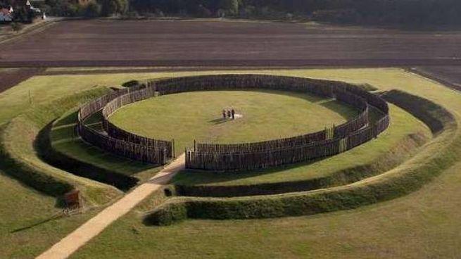 Il monumenro risalente al neolitico scoperto in Polonia