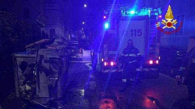 Capodanno, notte di super lavoro per i vigili del fuoco