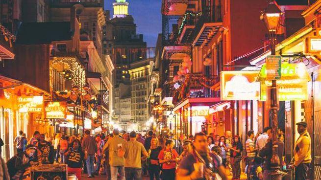 La vita notturna di New Orleans