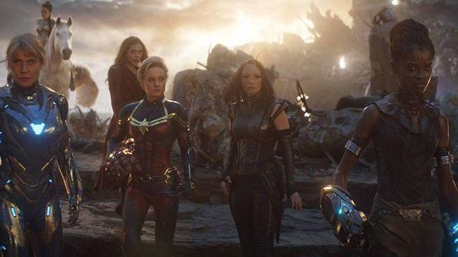 Una scena di 'Anvengers: Endgame' - Foto: Marvel Studios