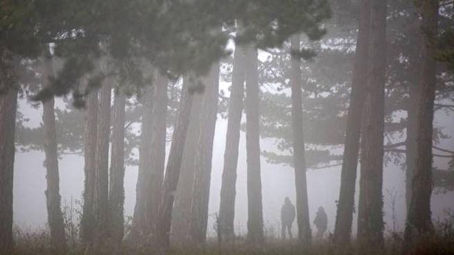 Previsioni meteo, nebbia in vista dopo il blitz freddo dell'Epifania (foto Ansa)