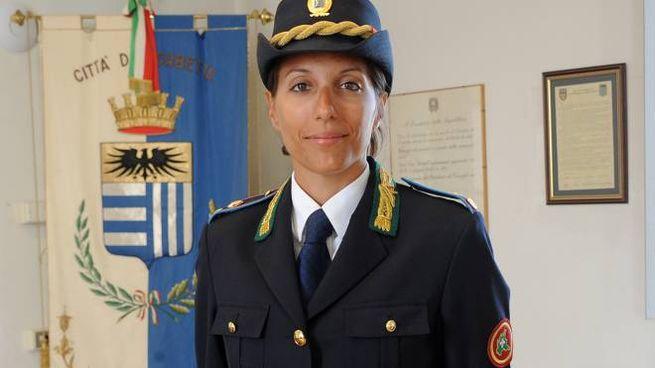 Lia Gaia Vismara comandante della Polizia Locale di Corbetta (Studiosally)