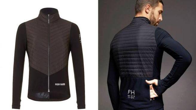 A Pitti Uomo l'abbigliamento tecnico per ciclismo