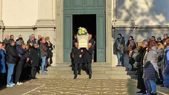 Il funerale di Marzia Colosio