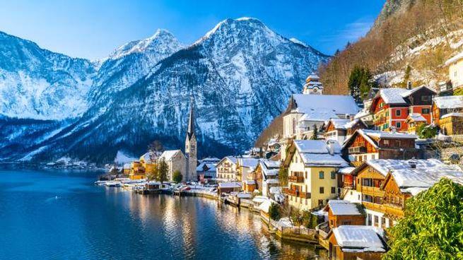 Il villaggio di Hallstatt ha ispirato la Arendelle di 'Frozen'