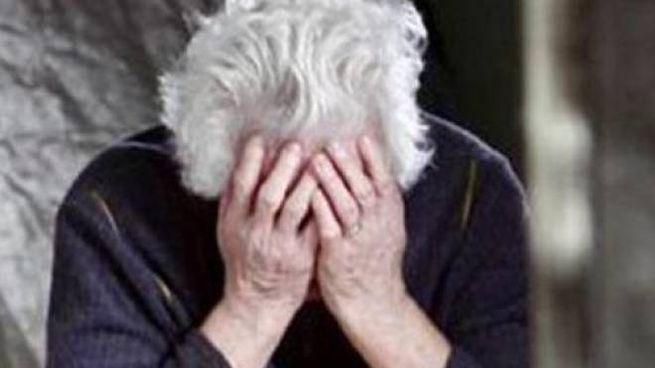 La signora Dina ha 85 anni