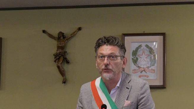 Il sindaco di Rovigo, Edoardo Gaffeo, continua a insegnare all'Università (Foto Donzelli)