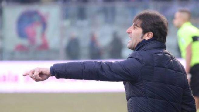 Massimo Rastelli è stato richiamato alla guida della formazione grigiorossa