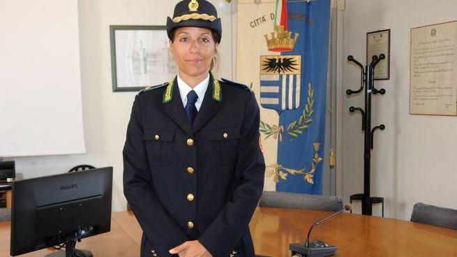 Lia Gaia Vismara è al comando del corpo di Polizia locale dal 2018