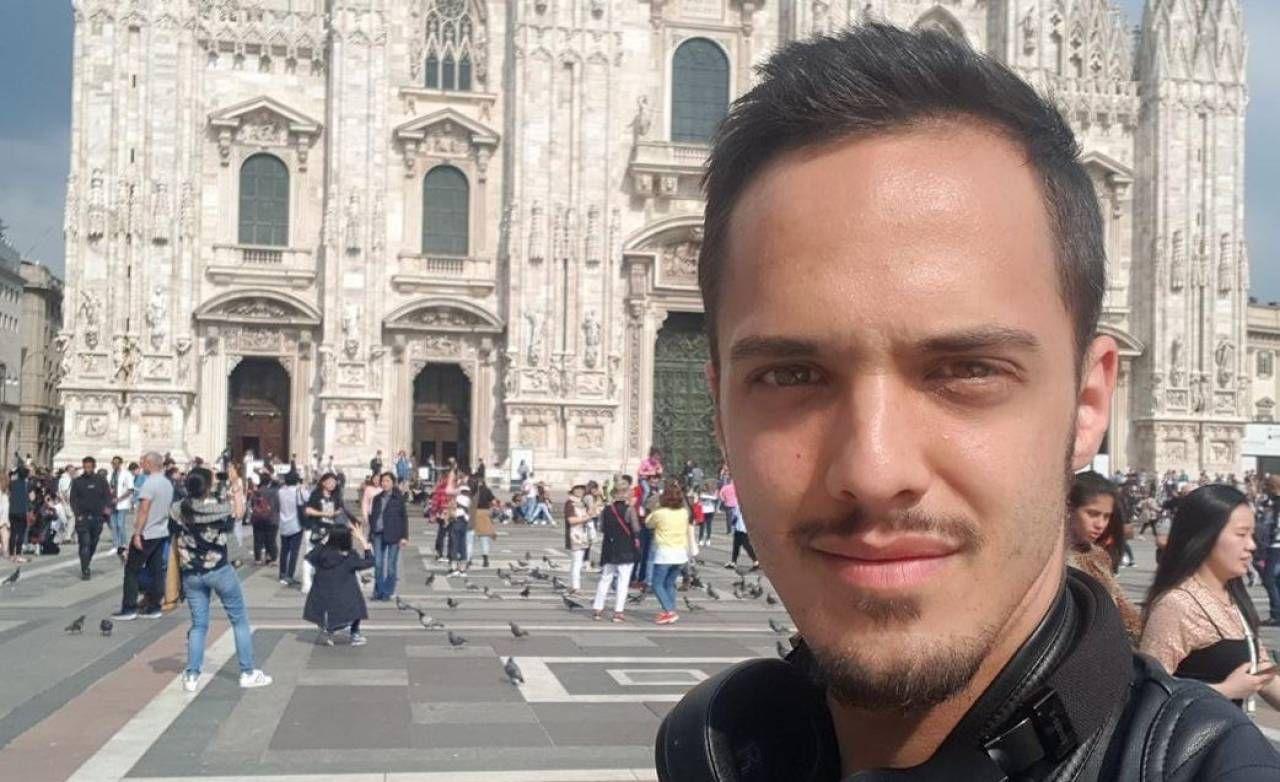 Il ventottenne Daniele Polacci, nato e cresciuto a Montecreto, è la vittima dell'aggressione con l'acido avvenuta a Milano, dove attualmente lavora