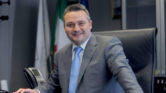 Raffaele Donini, vicepresidente della Regione Emilia-Romagna (Foto Serra)